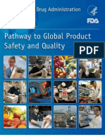 FDA Pathway to Global Product Safety and Quality