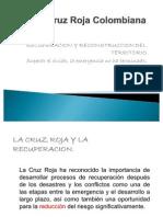 Recuperación y reconstrucción del territorio- José Estrada