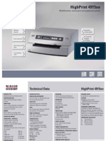 Brochure HighPrint 4915 En