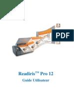 Guide Utilisateur ReadIris Pro 12
