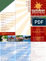 Summer Adventure 2011 Brochure K-5