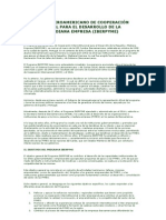 PROGRAMA IBEROAMERICANO DE COOPERACIÓN INSTITUCIONAL PARA EL DESARROLLO DE LA PEQUEÑA Y MEDIANA EMPRESA