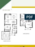 Park Vista Floorplan