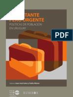 Importante pero urgente - Politicas de Poblacion en Uruguay
