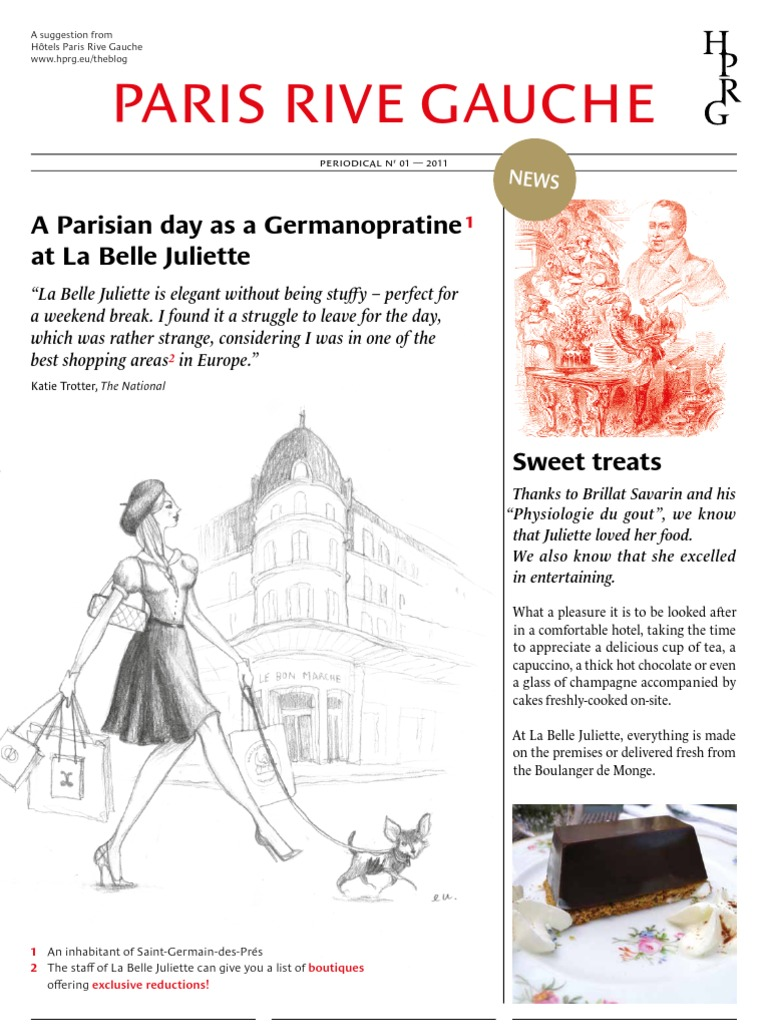 La Parisienne   English | Workweek And Weekend | Paris