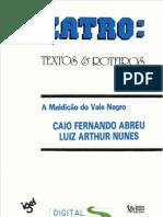 Caio Fernando Abreu e Luiz Arthur Nunes - A Maldição do Vale Negro (doc)(rev)