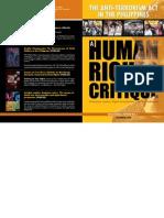 A Human Rights Critique