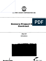 GuySuCo's Enmore - Project Gold Schedules