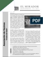 El Mirador - Boletín 9 (Febrero 2010)