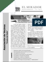 El Mirador - Boletín 10 (Marzo 2011)