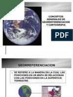 Conceptos de Proyeccion y Datum