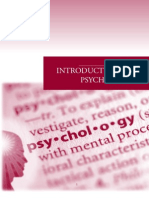 PSY1012 Chapter