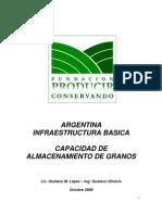 Almacenamiento en Argentina