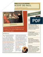 St. Vincent de Paul Biography