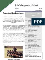 Prep Newsletter No 7 2011