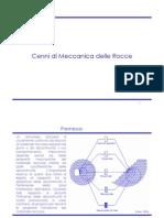 2 CTR - Cenni Di Meccanica Delle Rocce