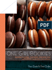 Recipes from One Girl Cookies by Dawn Casale and David Crofton