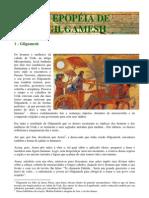 Autor Desconhecido - A Epopéia de Gilgamesh