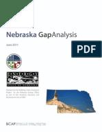 Nebraska Gap Analysis Report