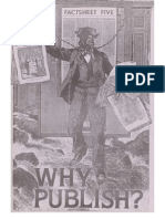Why Publish