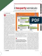 El Tea Party argentino. Llega a las urnas el primer partido bíblico del país. Por Santiago Casanello