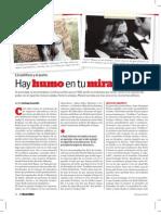 Historia del pucho y los políticos argentinos. Por Santiago Casanello