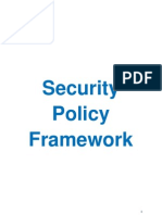 Security Policy Framework Re Leas Able