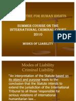 Modes of Liability Presentation_john Mcmanus