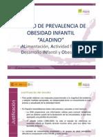 Estudio Obesidad Infantil ALADINO