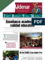 UDENAR PERIÓDICO ED. 24