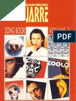 Jean Michel Jarre Song Book Volume 2