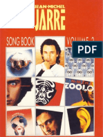 Jean Michel Jarre Song Book Volume 2