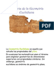 historiadelageometraeuclidiana-091130080257-phpapp01[1]