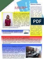 Boletín bimestral de actividades del Capítulo Atlántico de la Fundación Empresarios por la Educación (ExE)