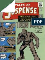 Iron Man is Born