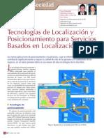 Tecnologia LBS