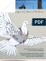 Brief Overview of Peacemaking Congress on Urban Ministry