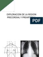 Inspeccion de La Region Pre Cordial