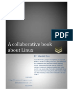 My Documentation Project on Linux