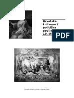 Povijest Hrvata u 18 i 19 Stoljecu, Skripta