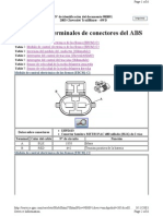 Conectores ABS