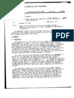 DCTC 1985 Cmte Report