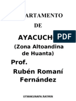 AYACUCHO - UYWAKUNAPA RAYMIN