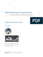 Nebraska Strategic Plan - Critical Pathways to 90 Percent Compliance