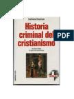 Deschner Karl Heinz - Historia Criminal Del Cristianismo, Tomo VI; Alta Edad Media