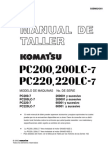 PC200-7 200000