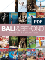 Bali & Beyond Magazine July 2011