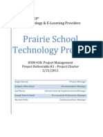 STEP Project Charter