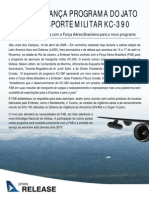 Projeto Embraer C390