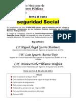 Seguridad Social 2011
